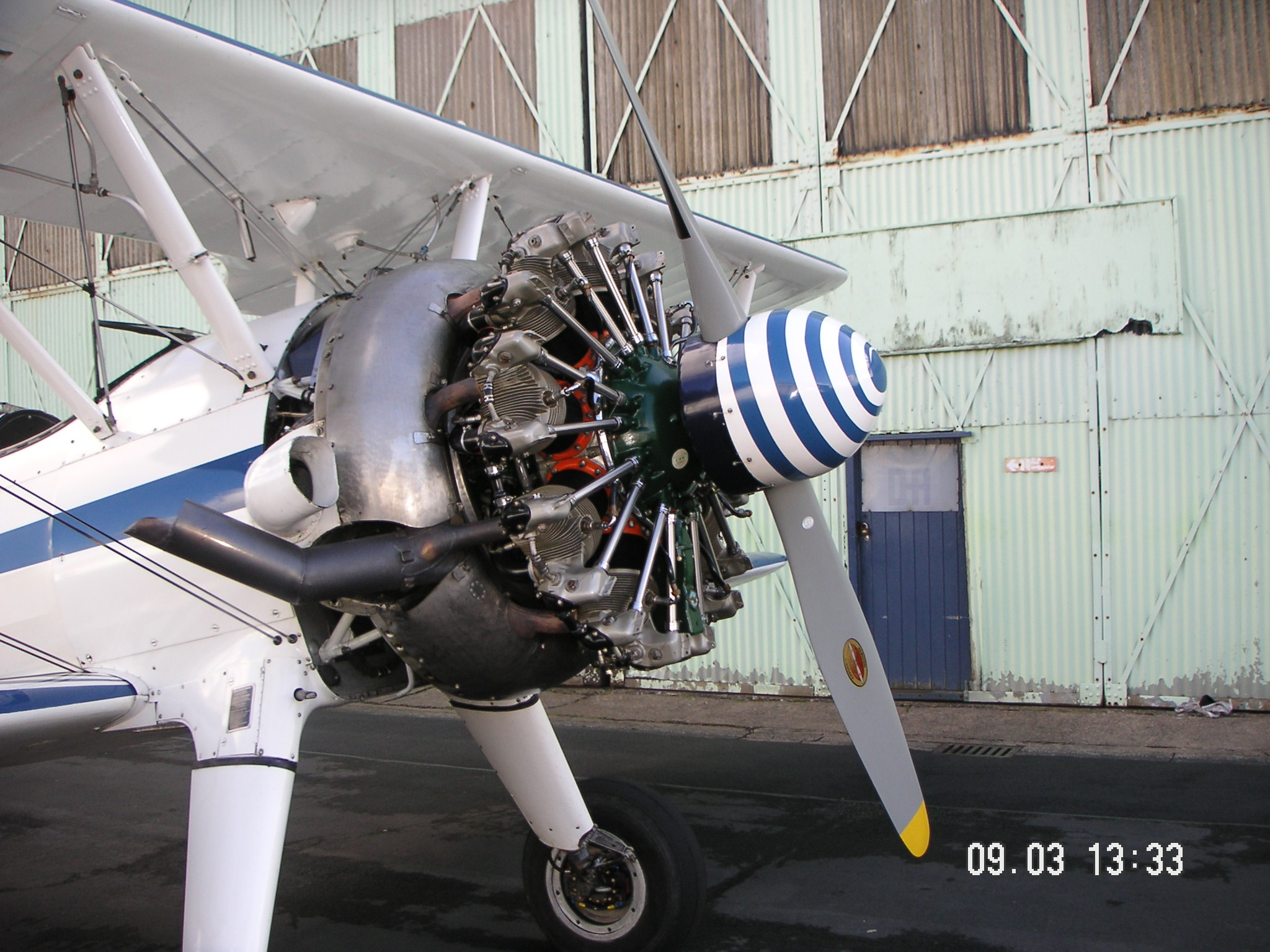 Yak Uk Aircraft Boeing Stearman 1942 With 450hp Sold